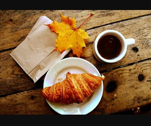 autumn, breakfast, and coffee image