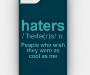 haters and phone cases image