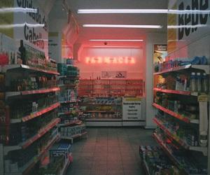 grunge, aesthetic, and neon image