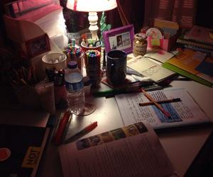 hard work, study, and student life image