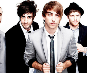 all time low, zack merrick, and alex gaskarth image