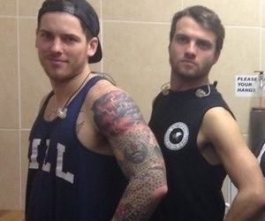 zack merrick, all time low, and atl image