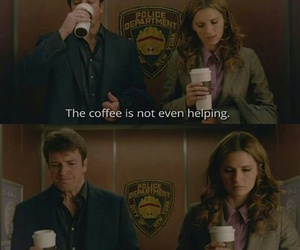 castle, new york, and nathan fillion image