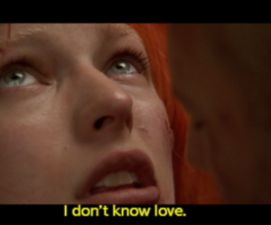 Fifth Element and mila jovovich image