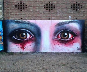 street art and gnasher image