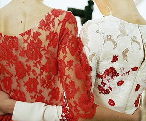 Couture, details, and dress image