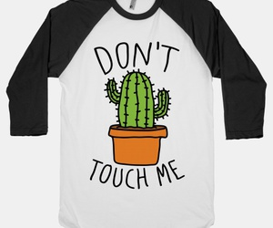 cactus, succulents, and funny t shirts image
