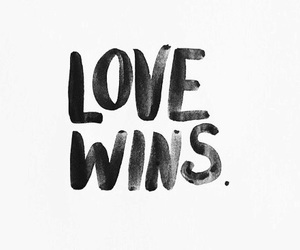 love, quote, and wins image