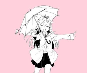 kawaii, manga, and anime image