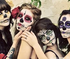 Halloween and skull image