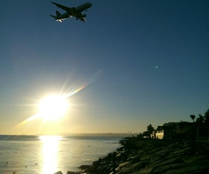 airplane and istanbul image