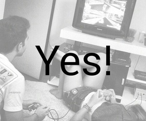 boyfriend, couples, and game image