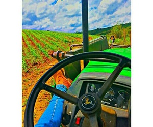 tractor, rancho, and botas image