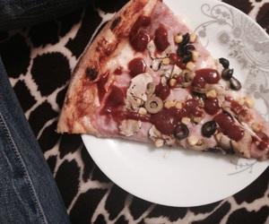 eat, kinky, and pizza image