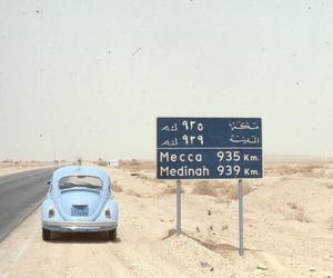mecca, islam, and car image