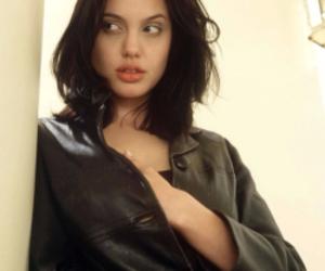 Angelina Jolie, 90s, and vintage image