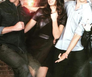 teen wolf, ian bohen, and crystal reed image