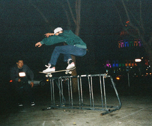 alternative, skate, and skateboard image