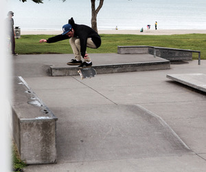 alternative, skate, and skateboard image