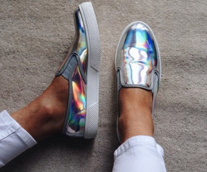 shoes and silver image