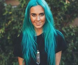 beautiful, grunge, and blue image