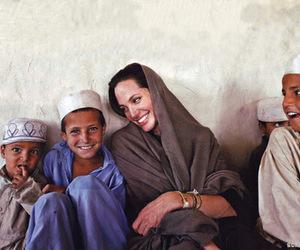 Angelina Jolie, angelina, and smile image