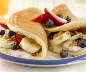 berries, brunch, and breakfast image