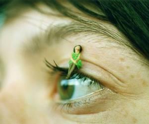 eye and photography image