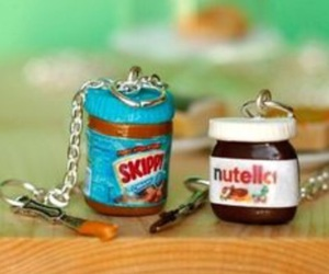 nutella, cute, and skippy image