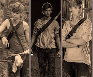 newt, thomas, and ❤ image