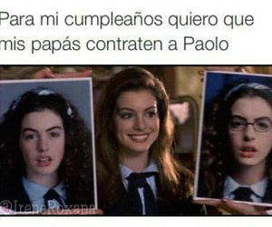 birthday, funny, and paolo image