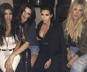 kim kardashian, luxury, and khloe kardashian image
