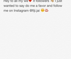 fr, Just Do It, and follow me image