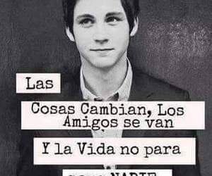 frases, book, and logan lerman image