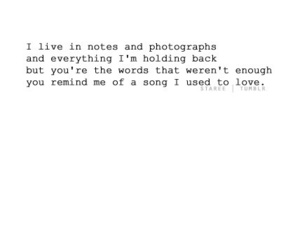 quote, love, and Lyrics image
