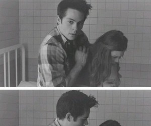stiles stilinski, teen wolf, and lydia martin image