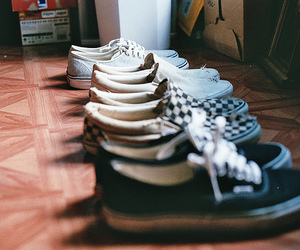 shoes, vans, and photography image