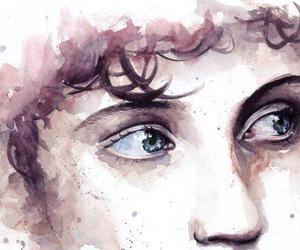 beautiful, troye sivan, and draw image