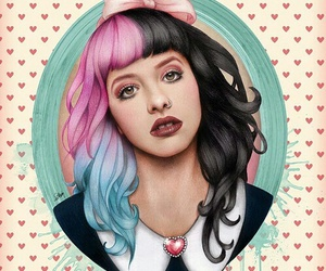 melanie martinez, cry baby, and draw image