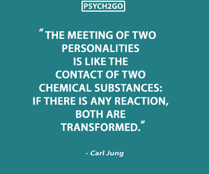 meeting, personalities, and carl jung image