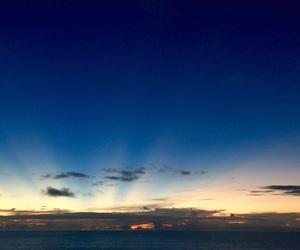 guam, summer, and sunset image