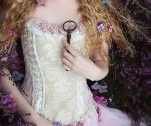 ethereal and fairytale image