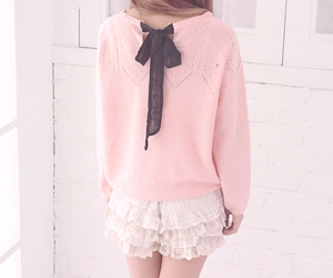 pink, fashion, and kawaii image