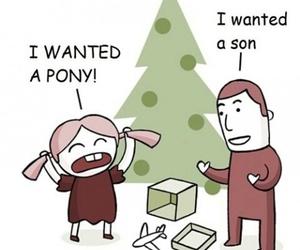 funny, christmas, and lol image