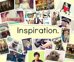 Collage, inspiration, and photos image