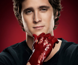 boy, screamqueens, and Hot image
