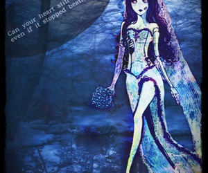 corpse bride and photo edit image