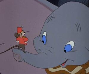 disney, dumbo, and disney movie image