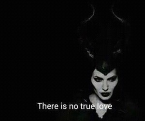 maleficent, love, and quotes image