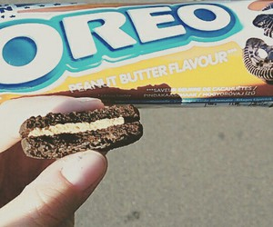 oreo and peanutbutterflavor image